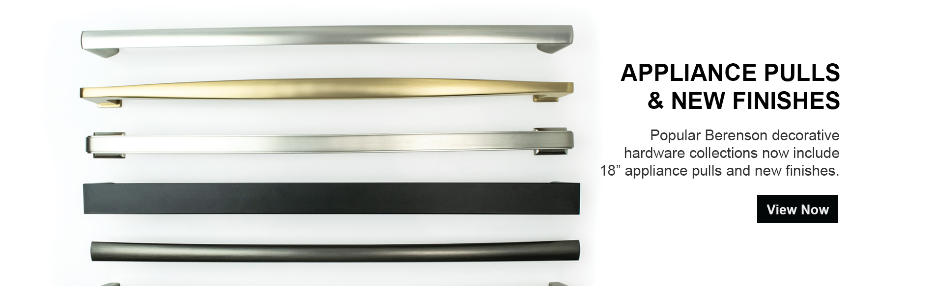 Berenson Inc Offering Functional And Decorative Cabinet Hardware